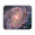 Spiral Galaxy M83 Mouse Pad 9.25