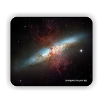 Starburst Galaxy M82 Mouse Pad 9.25