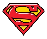 Superman Emblem Die-cut Vinyl Decal / Sticker ** 4 Sizes **