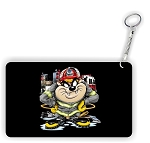 Taz Fireman Key Chain