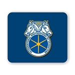 Teamsters (B) Mouse Pad 9.25