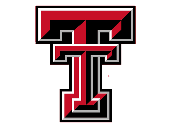 Texas Tech Die Cut Decal Sticker 4 Sizes