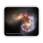 The Antennae Galaxies NGC 4038-4039 Mouse Pad 9.25