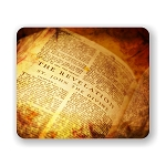 The Revelation Bible Mouse Pad 9.25