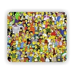 The Simpsons (C) Mouse Pad  9.25