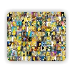 The Simpsons (D) Mouse Pad  9.25