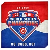Chicago Cubs Championship Stretched 16