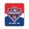 Chicago Cubs Championship Mouse Pad 9.25