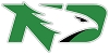 North Dakota Fighting Hawks Die-cut Vinyl Decal / Sticker ** 4 Sizes **