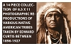14 Piece Collection of High Quality Native American Photographic Reproduction