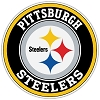 Pittsburgh Steelers (B) Vinyl Die-Cut Decal / Sticker ** 4 Sizes **