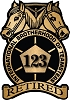 Teamsters Retired Personalized (B) Die-cut Vinyl Decal / Sticker ** 4 Sizes **