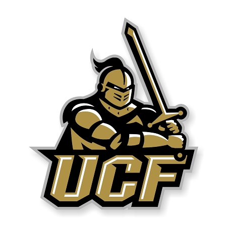 Ucf Central Florida Golden Knights A Die Cut Decal 4