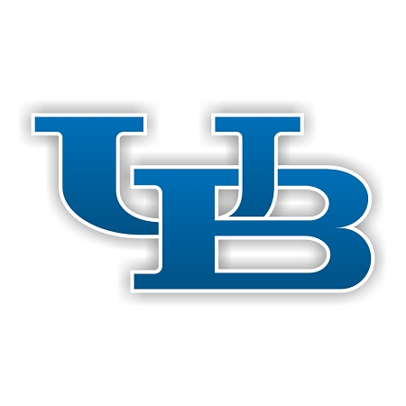 University At Buffalo Letters Die Cut Decal 4 Sizes