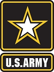 US Army Die-Cut Vinyl Decal / Sticker ** 4 Sizes **