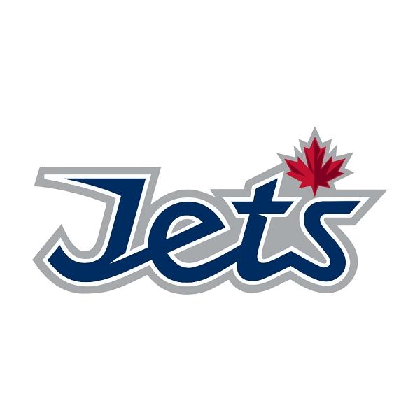 Winnipeg Jets E Vinyl Decal Sticker 4 Sizes