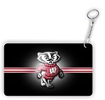 Wisconsin Bucky Badger Key Chain