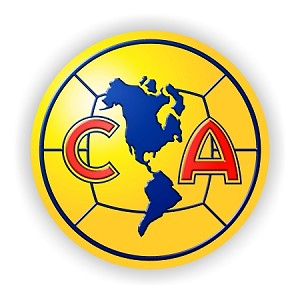 CLUB AMERICA Soccer Mexico Vinyl Die-Cut Decal / Sticker ** 4 Sizes **