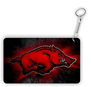 Arkansas Razorbacks Key Chain