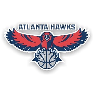 Atlanta Hawks Vinyl Decal / Sticker * 4 Sizes*