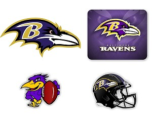 Baltimore Ravens Gift Package