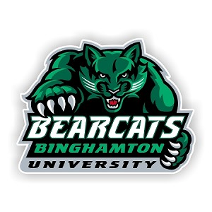 Binghamton University Bearcats (A) Vinyl Die-Cut Decal ** 4 Sizes **
