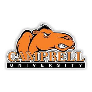 Campbell University Fighting Camels (A) Die-Cut Decal ** 4 Sizes **