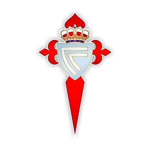 Celta de Vigo Soccer England Vinyl Die-Cut Decal / Sticker 4 Sizes