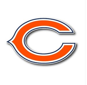 Chicago Bears Vinyl Die-Cut Decal ** 4 Sizes **