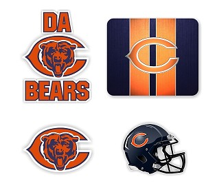 Chicago Bears Gift Package