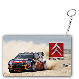 Citroen (A) Key Chain