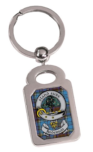Clan Anderson Key Chain