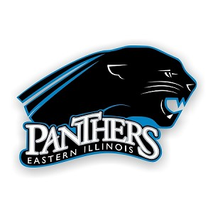 Eastern Illinois Panthers (A) Die-Cut Decal ** 4 Sizes **