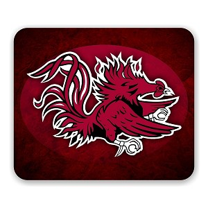 "South Carolina Gamecocks (B) Mouse Pad 9.25"" X 7.75"""