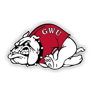 Gardner Webb Runnin' Bulldogs (A) Die-Cut Decal ** 4 Sizes **