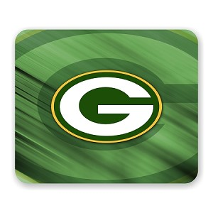 "Green Bay Packers Mouse Pad 9.25"" X 7.75"""