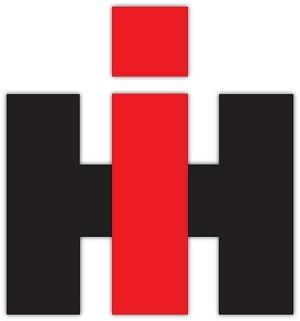 International Harvester Logo >> International Harvester Company Logo Vinyl Die Cut Decal Sticker