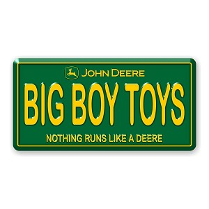 John Deere Quot Big Boys Toys Quot Vinyl Decal Sticker 4 Sizes