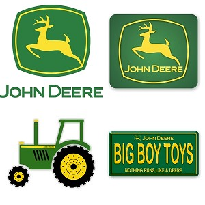 John Deere Gift Package!