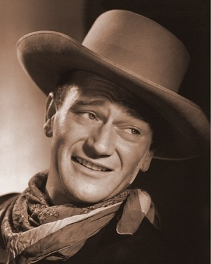 "John Wayne 8x10"" Glossy Photo"