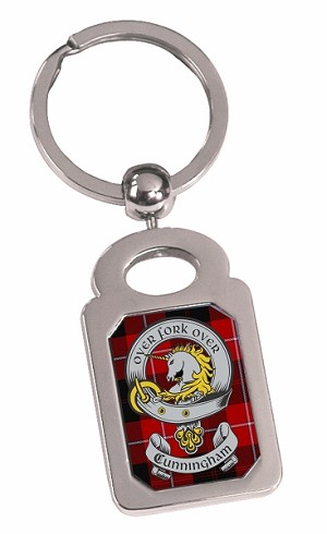Clan Cunningham Key Chain