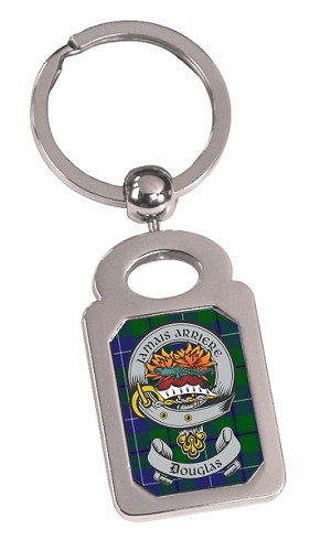 Clan Douglas Key Chain