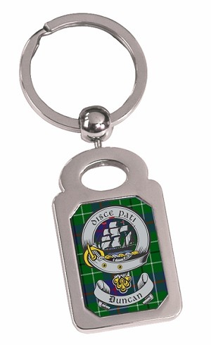 Clan Duncan (B) Key Chain