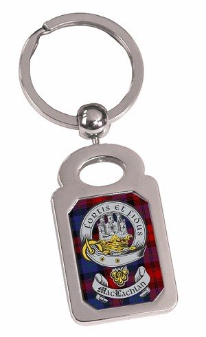 Clan MacLachlan Key Chain