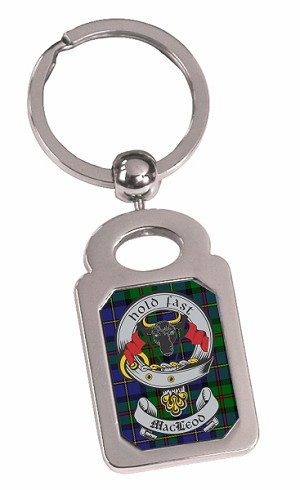 Clan MacLeod Key Chain