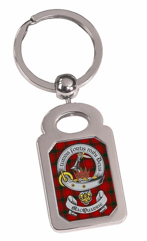 Clan MacQuarrie Key Chain