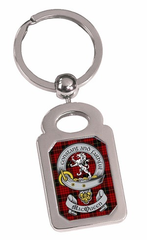 Clan MacQueen Key Chain