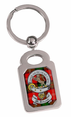 Clan McIntosh Key Chain