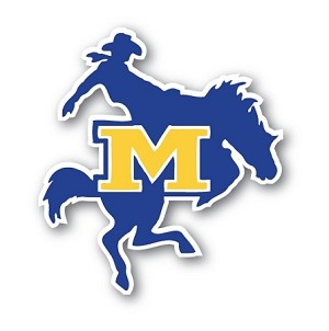 Mcneese State University Vinyl Die-Cut Decal / Sticker ** 4 Sizes **