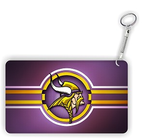 Minnesota Vikings Key Chain
